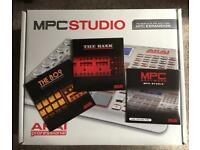 *Akai Mpc Studio* sequencer