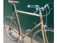 58cm Vintage BellStreetBikes lightweight Road City hybrid Bike. Old School Classic design.