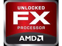 AMD FX-6350 CPU Black Edition Vishera Processor 4.2Ghz Unlocked AM3+