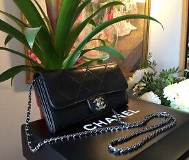 Beautiful Chanel clutch bag