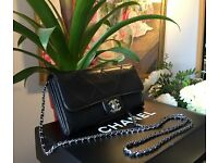 Beautiful Chanel clutch bag