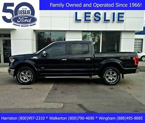2015 Ford F-150 Lariat 4X4 | NAV | Leather | Tow Pkg