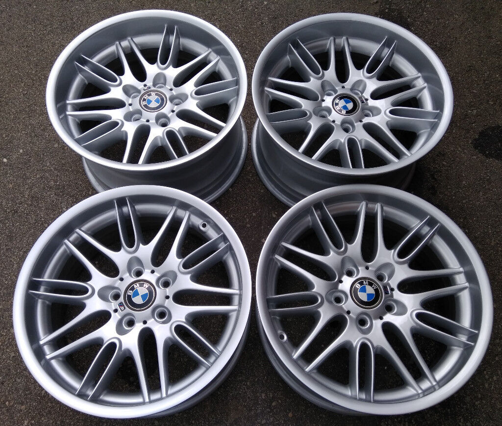 BMW M5 E39 Styling 65 genuine OEM Alloy wheels * Staggered