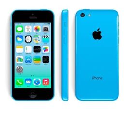 iPhone 5c 8gb good condition, Vodafone registered,Blue colour, charger cable included