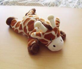 Giraffe Cuddly Toy Beany.
