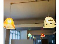 Creative iMac Ceiling Lights