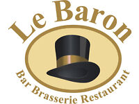 Waitress/Waiter/Bar Staff required, New French Brasserie/restaurant Twickenham