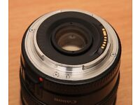 Canon 20mm f2.8 lens for sale