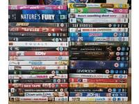 DVD Bundle - over 45 DVD's