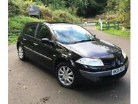 Renault Megane 1.5 dci 6 speed manual full services history