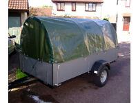 Motorbike Quad Camping Trailer 600Kg
