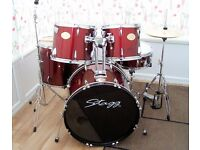STAGG PAO DRUM KIT