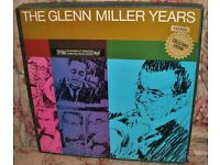 "The Glenn Miller Years"" 7 DISC LP BOX SET: Reader's Digest, Near Mint Condition."