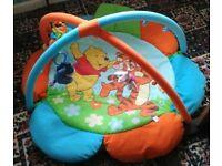 Disney's Winnie the Pooh Play Mat