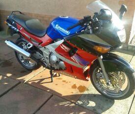 Kawasaki zzr600e priced to sell