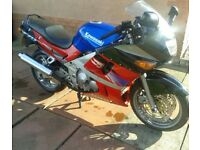 Kawasaki zzr600e priced to sell