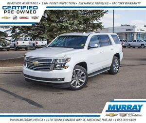 2016 Chevrolet Tahoe LTZ *Leather *7 Pass *NAV *Heated/Cooled Se