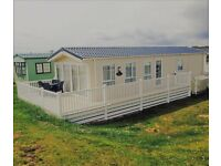 Delta Superior 40ft Caravan for Hire at Grannie's Helian Hame