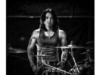 **DRUMMER AVAILABLE FOR RECORDING (OWN STUDIO)**