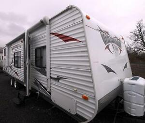 2013 FOREST RIVER WILDWOOD 281QBXL