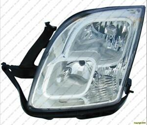 Head Light Passenger Side High Quality Ford Fusion 2006-2009