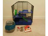 Hamster Cage Large. Free to a good home