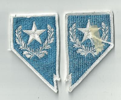 NEVADA NATIONAL GUARD SHOULDER INSIGNIA - Nevada National Guard