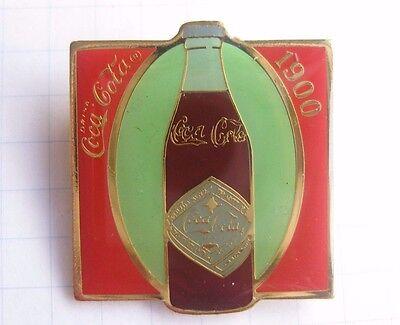 1900 / COCA-COLA / 100-JÄHRIGEN SATZ ..... Spange/kein Pin (Ka4)