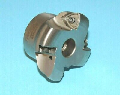 New Ingersoll 2.500 High Feed Indexable Face Mill For Uneu Inserts Dg6h-25r01