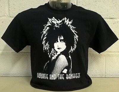 Siouxsie And The Banshees T-Shirt 2 for sale  Shipping to Ireland