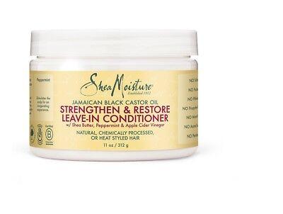 Shea Moisture Leave In Conditioner (Shea Moisture Jamaican Black Castor Oil Leave In Conditioner - 11oz)