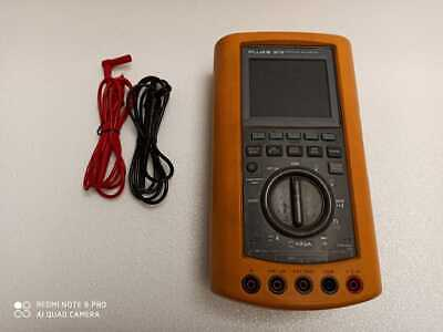 Fluke 867b Graphical Digital Multimeter With Probe For Parts
