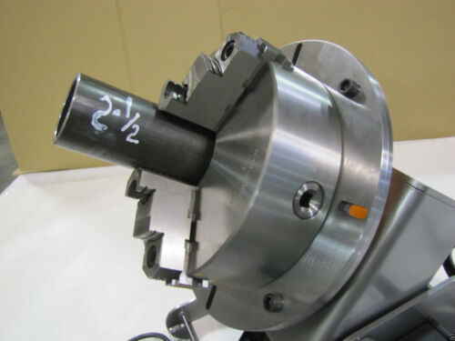 "New - Welding Positioner with 2.5"" Pass Through Hole and Chuck"