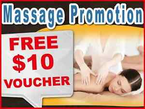 (1)Massage $10 Off Voucher (2)Stone SPA Facebook Check-In 50% off East Victoria Park Victoria Park Area Preview