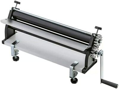 Dkn 19-inch Pizza Dough Roller Machine With Hand Crank - Pasta Maker - Sheeter