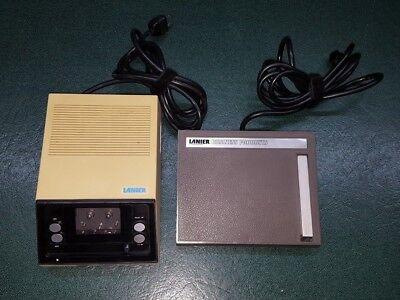 Lanier Mct 130509 Microsette Transcriber