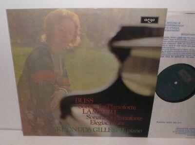 ZRG 786 Bliss & Lambert Pianoforte Sonatas Rhondda Gillespie