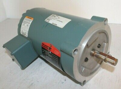 Reliance Electric P56x1337 Ac Electric Motor Gp 14hp .75hp 1725rpm Frame 56c