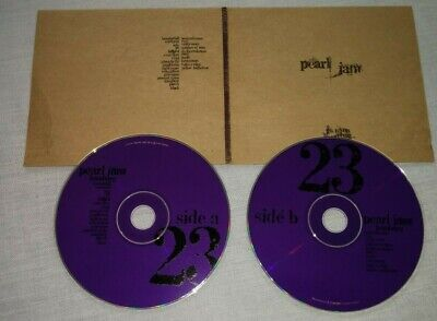 PEARL JAM - 26-6-00 Official Live Series #23 - HAMBURG, GERMANY - 2 CD (26 Pearl Series)