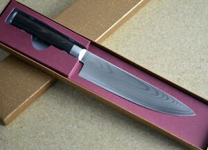VG-10 Japanese 67 Layers Chef Damascus Knife / Kitchen Knives