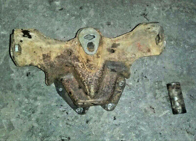 Ford Tractor 8n Front Axle Mount Housing Wpin Good Shape 8n Ford Part Bolster