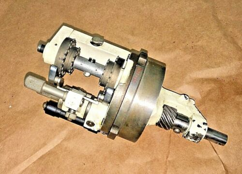 Rare Century 35 & 55mm projector Intermittent assembly -Clean Warranty