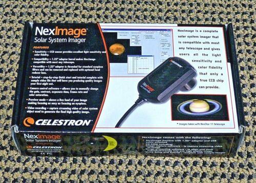 Celestron NexImage Solar System Imager / Camera - Model 93712 - NEW - FAST SHIP