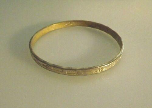 Vintage Taxco Sterling Silver 925 Bangle Bracelet - Signed
