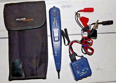 Fluke Networks Pro 3000 Probe And Toner Kit With Case