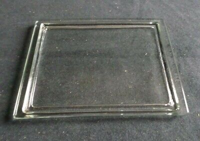 Wheaton Glass Lid For 30-slide Stain Dish 5 X 3 78 X 3 18 Lid Only 900303