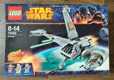 Lego Star Wars B-Wing 75050 BRAND NEW SEALED RETIRED SET .