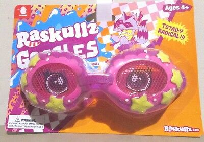 New for Sales -Raskullz 3D Swim Pool Toy Swimming Goggles ( Pink with Star (Swimming Goggles Sale)