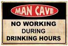 Man Cave Decorative Plaques & Signs
