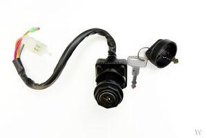 ignition key switch suzuki lt 80 lt80 lt 80 1996 1997 1998. Black Bedroom Furniture Sets. Home Design Ideas